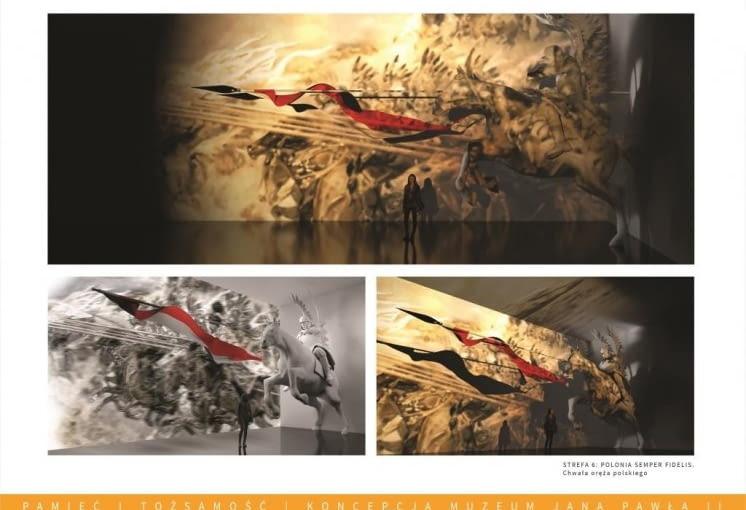 Koncepcja wystawy w Muzeum 'Pamięć i Tożsamość'