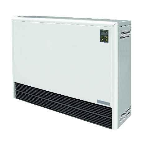 Piec akumulacyjny, dynamiczny, DOA/E, Elektrotermia, moc 2-5 kW , wys. 705 szer. 660-1210/gł. 265 mm, Cena: 2419-3528 zł