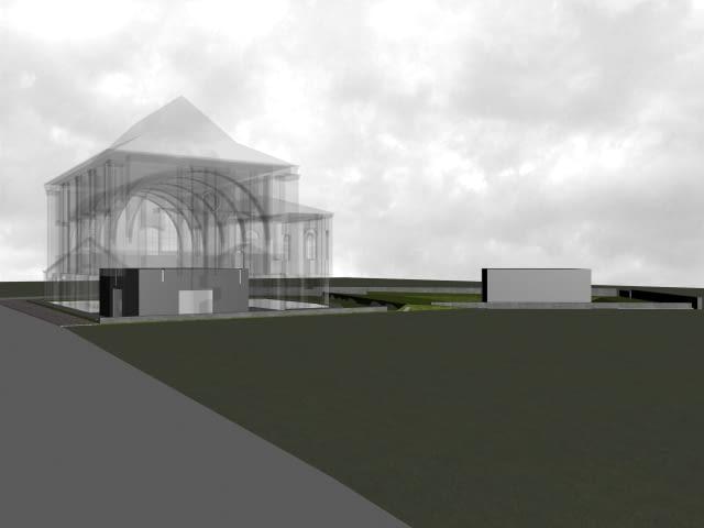 projekt, muzeum, nizio, polska architektura, świętokrzyski sztel, chmielnik