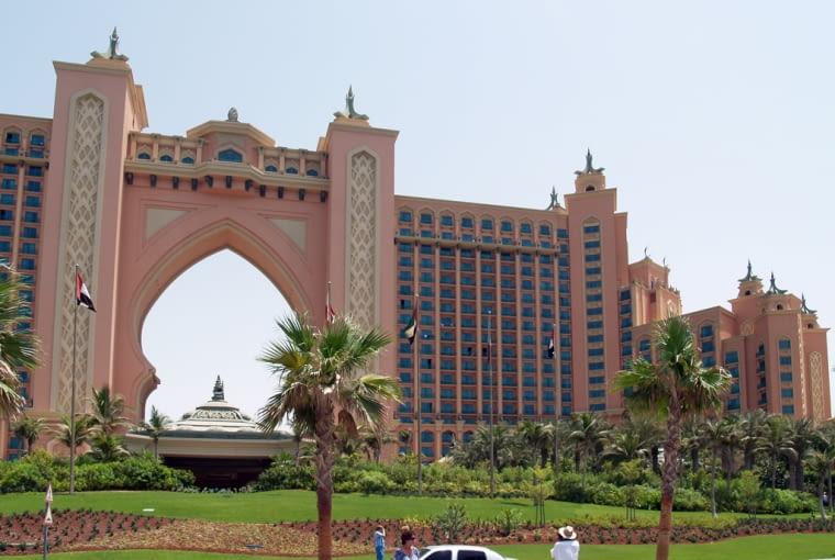 Hotel Atlantis, dubaj, dubai