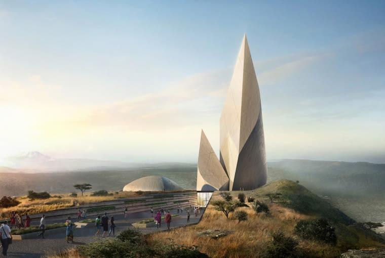 Ngaren - Muzeum Ludzkości w Kenii.