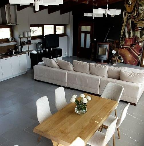 mieszkanie dla motocyklisty, mieszkanie w męskim stylu, mieszkanie dla mężczyzny