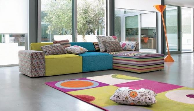 sofa, Linea Italia