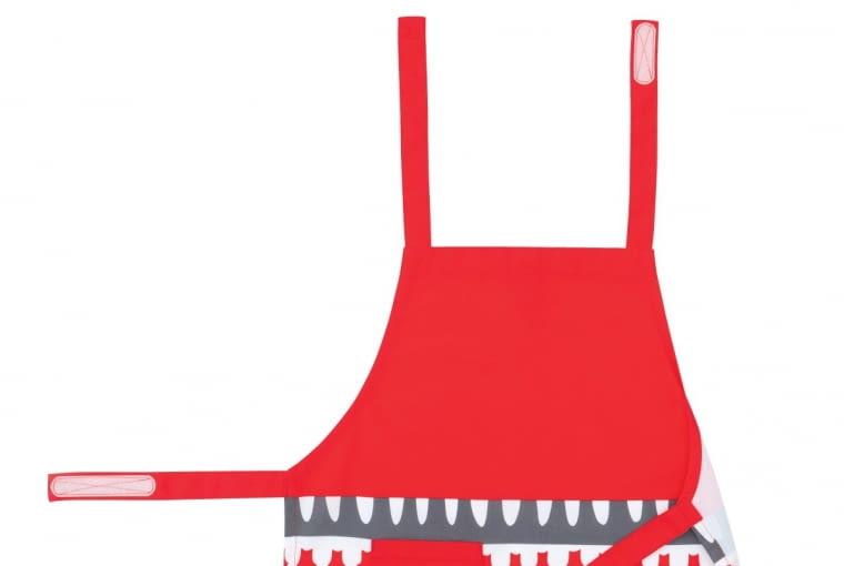 Fartuch dziecięcy z czapką kucharską, dł. 57 cm, śr. czapki 49-55 cm, 25,99 zł, IKEA