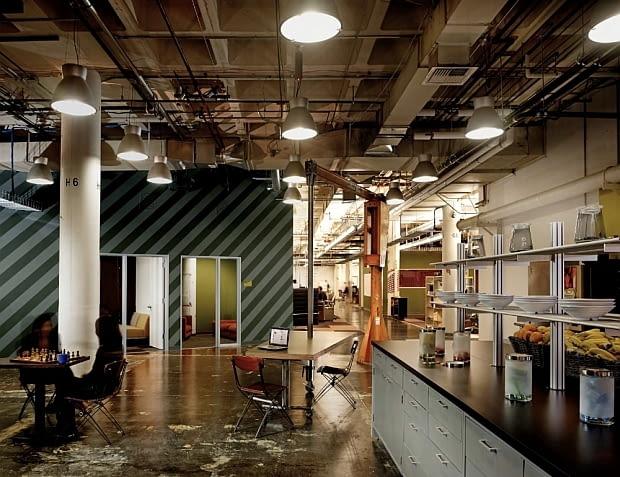 biuro Facebooka, praca w Facebooku, jak się pracuje w Facebooku