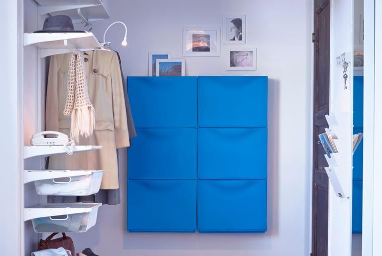 Modułowa szafka na buty Trones, IKEA, cena: 129 zł/3 moduły