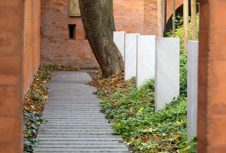 Muzeum Katyńskie w Warszawie, projekt: BBGK Architekci