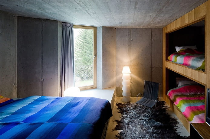 villa vals, SeArch, cma, szwajcaria