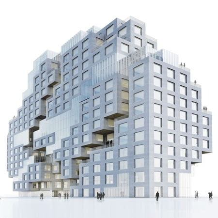 Siedziba DnB NOR w Oslo autorstwa pracowni MVRDV