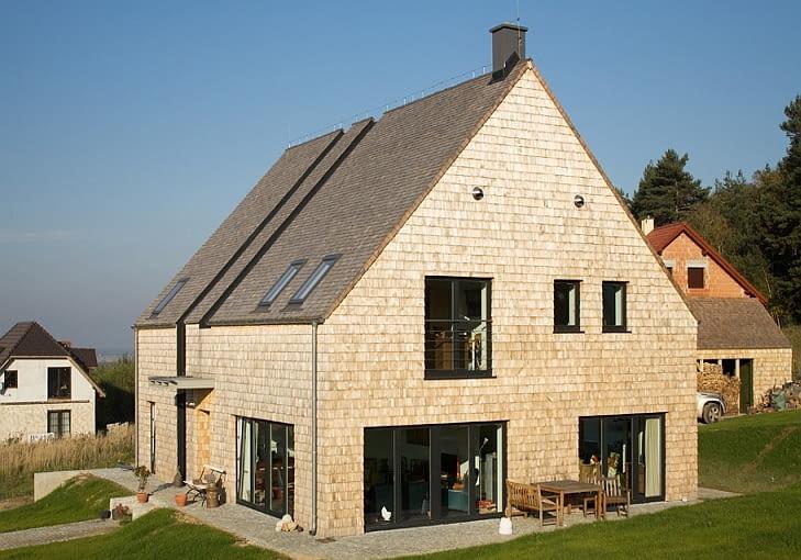 Dom jednorodzinny w Sulistrowicach, projekt: pracownia + 48