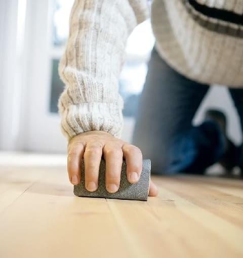 szlifowanie podłogi, podłogi drewniane