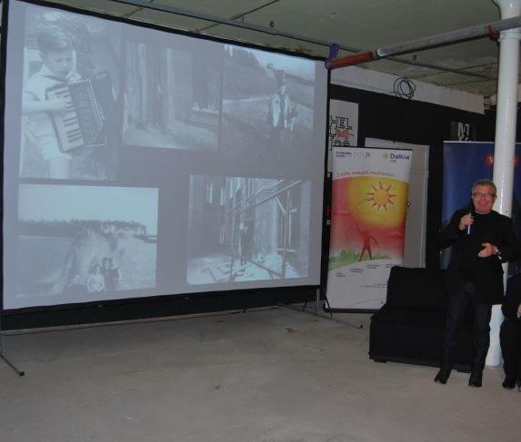 Wykład Wykład Daniela Libeskinda zatytułowany Counterpoint