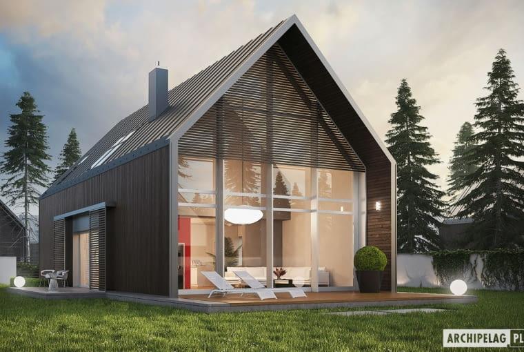 Projekt domu EX 13