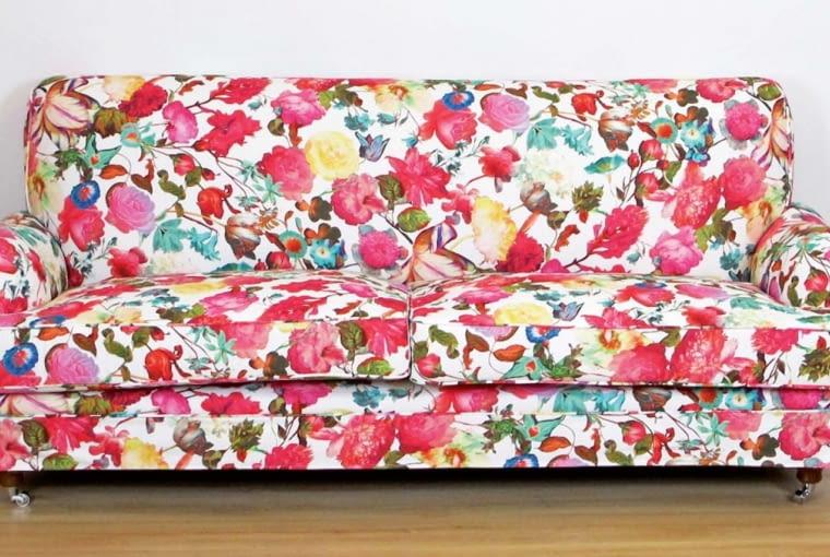 FLORENCE, tkanina do wyboru, 220 x 90 cm, wys. 93 cm, 3025 zł, sofy24.pl