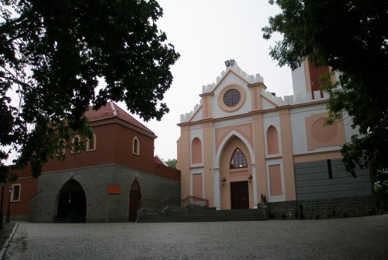 Zamek w Gostyninie, fot. Maciek 18, Wikimedia Commons
