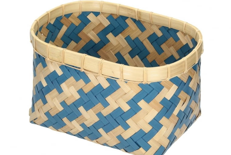 W stylu tego wnętrza: kosz Stripes, 52 zł, dekoria.pl