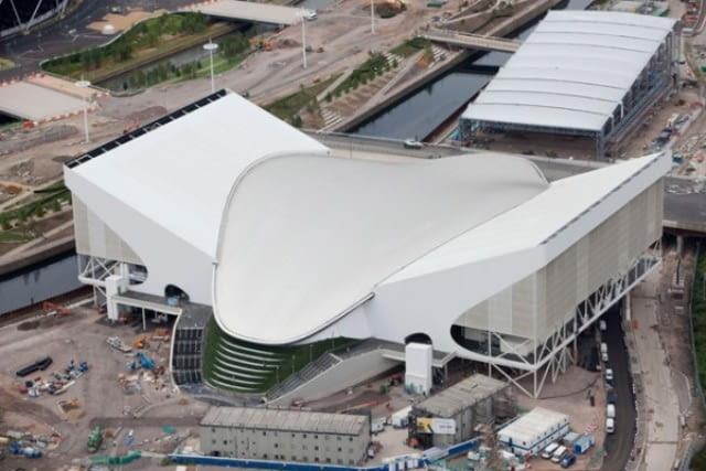 Olimpijskie Centrum Sportów Wodnych w Londynie