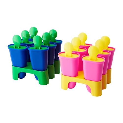 Foremki do lodów Chosigt, IKEA, 9,99 zł/szt.