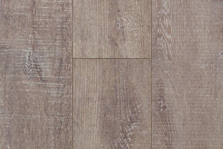 Classica/Lamett/Vox Klasaścieralności: AC4; klasa użyteczności: 32 grubość: 12 mm dekor Florence kolekcja doskonale oddaje strukturędrewna starych parkietów, z nacięciami i sękami. Cena: 129 zł/m2, www.vox.pl