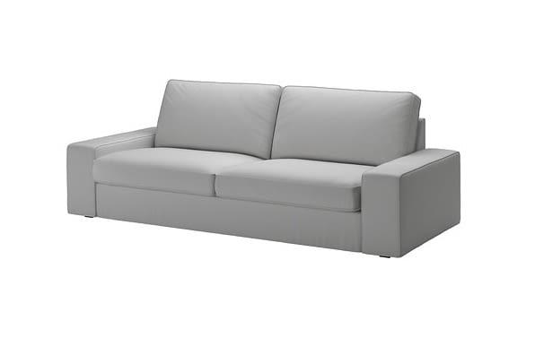W stylu tego wnętrza: sofa Kivik, IKEA, 1599 zł
