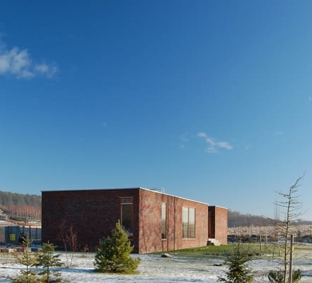 Dom jednorodzinny w Koszalinie, projekt- HS99 (2005)