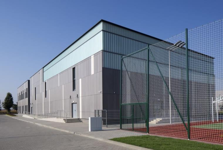Budynek zespołu szkolno - przedszkolnego wraz ze żłobkiem i świetlicą wiejską w Wysokiej koło Wrocławia Projekt: Metropolis - Biuro Architektoniczne