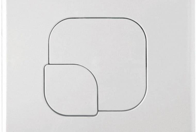 AQUA, 20 x 18 cm, Cersanit, cena 65,50 zł