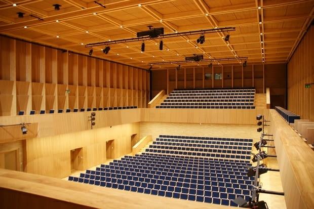 Europejskie Centrum Muzyki w Lusławicach