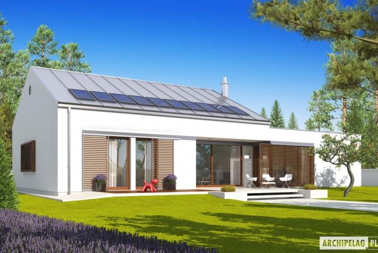 Projekt domu EX 8 G2 (wersja A)