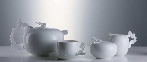 porcelana; projekt Patricii Urquioli dla Rosenthala