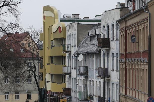 Kamienica przy ul. Nowowiejskiego, Olsztyn