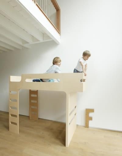 Łóżka dla dzieci, projekt Rafa-Kids