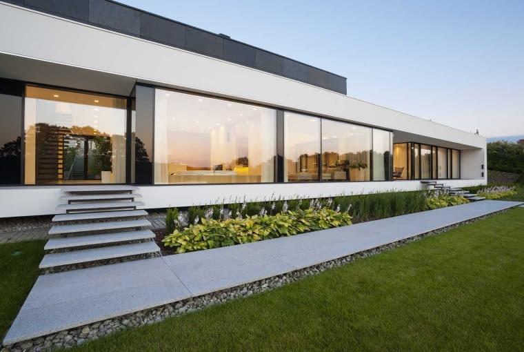Nemo House na Mazurach (proj. Mobius Architekci)