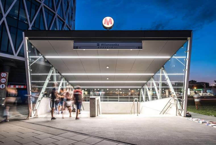 Villa Metro w Warszawie