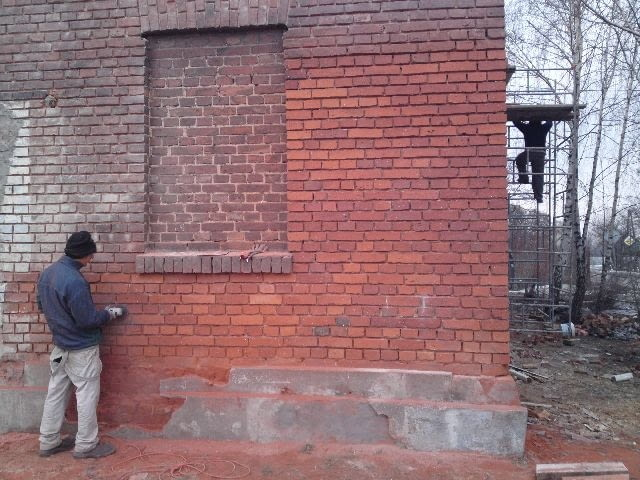 dom z cegły,dom jednorodzinny