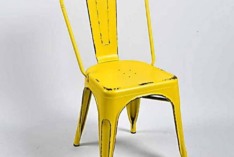 Krzesło SPRING, metal, 328 zł, niemajakwdomu.pl