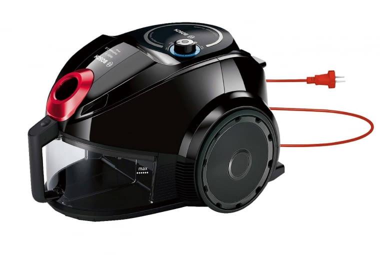 Odkurzacz Relyy'y ProPower 2.0 BGS3330. Dzięki technologii SmartSensor Control możemy cały czas kontrolować wydajność jego pracy. Jest to model bezworkowy, dlatego ważnym udogodnieniem jest łatwy do opróżniania i duży (1,9 l ) pojemnik. zmywalny filtr Hepa, dzięki któremu pozbędziemy się z powietrza nie tylko kurzu, ale też wirusów i bakterii. 949 zł, bosch-home.pl