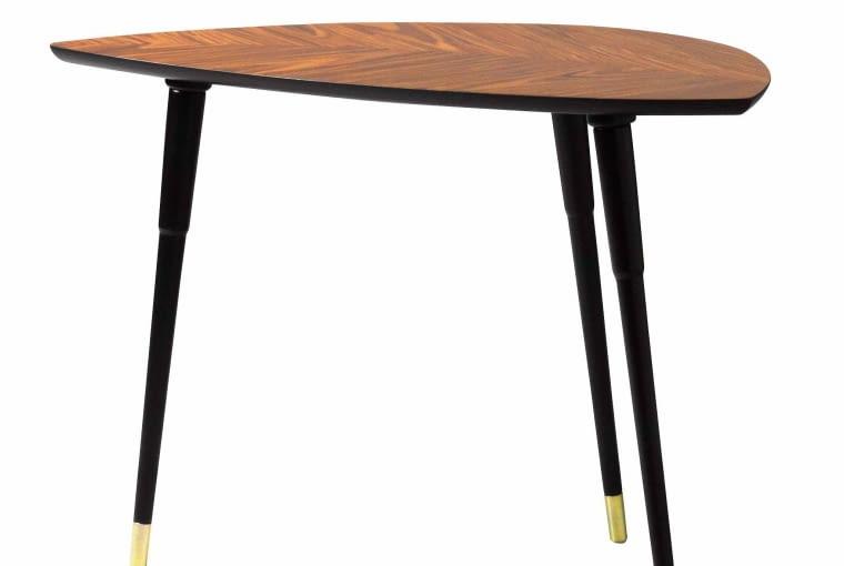 TYPOWY STOLIK w kształcie nerki: Lövbacken, 199 zł, IKEA