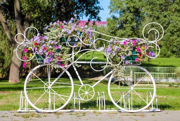 recykling, rower