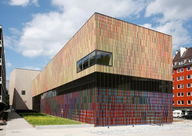 Brandhorst Museum w Monachium