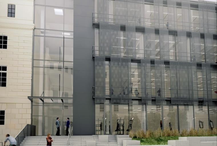 Nowy budeynek UAP