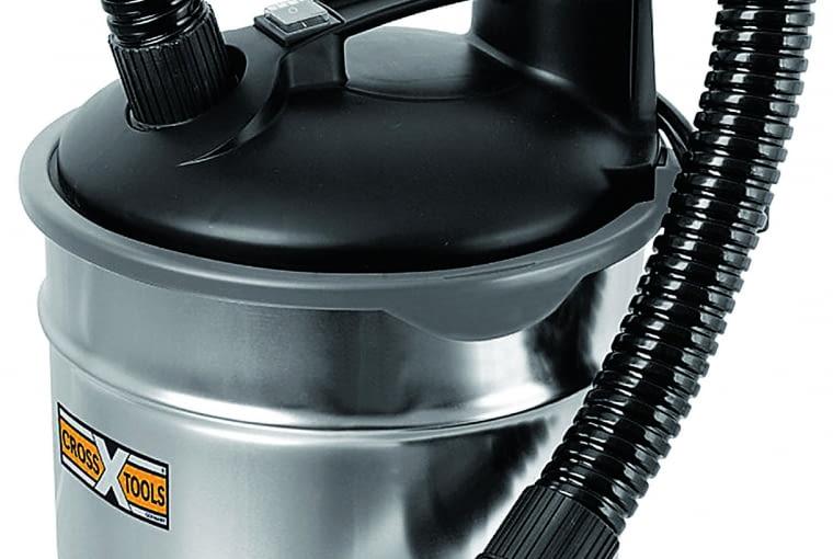 Odkurzacz do grilla/LEROY MERLIN Pozwala zachować urządzenie w czystości. Cena: 179 zł, www.leroymerlin.pl