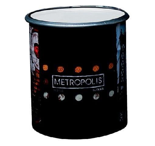 Tynk strukturalny Mito Colors firmy METROPOLIS; efekt: złote refleksy piasku; kolor: 64 barwy w dwóch rodzajach faktur; cena: od 42 zł/1,5 kg