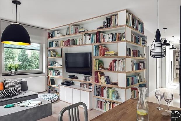 design we wnętrzu, mieszkanie, projekt mieszkania, polskie mieszkanie, aranżacje wnętrz