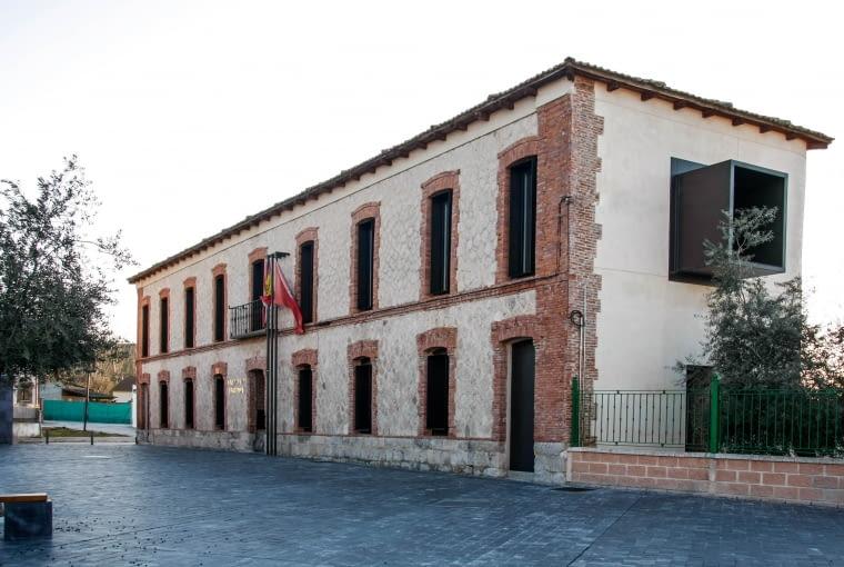 Ratusz w Traspinedo