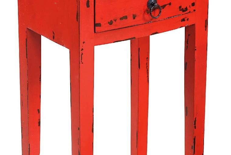 Stolik LA CORUNA, drewno, 40 x 30 cm, wys. 80 cm, 590 zł, House & More