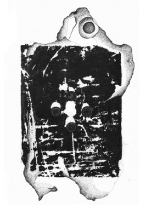 Piotr Pasiewicz, monotypia, 100x70, cena: 1220 zł
