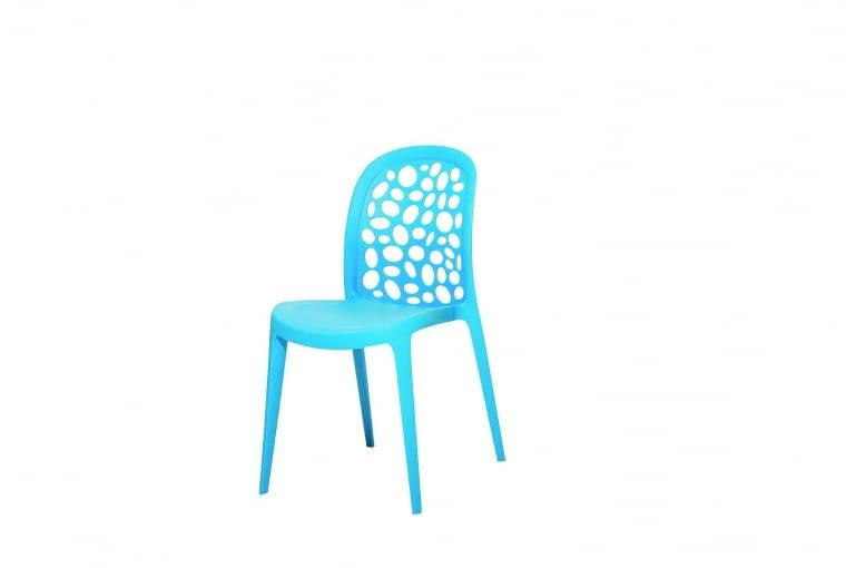 RUBIN, krzesło, tworzywo sztuczne 329 zł Beliani