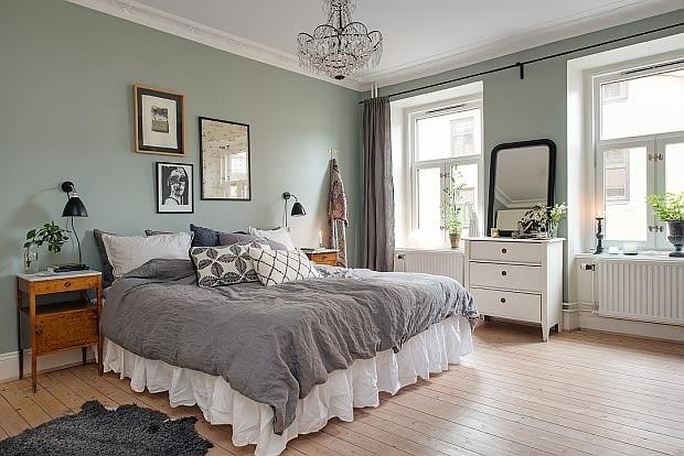 mieszkanie w skandynawskim stylu, jak urządzić mieszkanie, mieszkanie w stylu vintage, jasne mieszkanie, SMEG, meble vintage