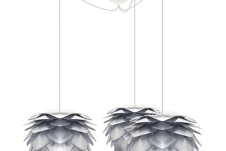 Lampa SILVIA, tworzywo sztuczne, 658 zł, lightonline.pl